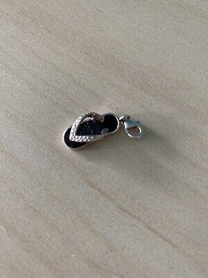 ip Flop, 925 Sterling Silber (Flip Flop Charme)