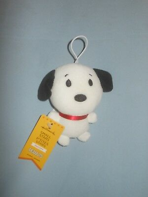 Small Stars (Hallmark Small Stars Peanuts SNOOPY Ornament Plush with)