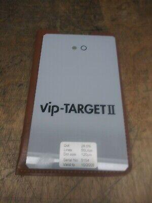 Vip-target Ii Calibration Density Standard Reference For Densitometers