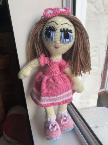 Amigurumi  Doll Pattern  Holly