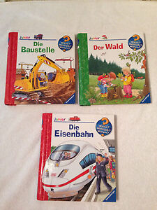 German children's books with flaps