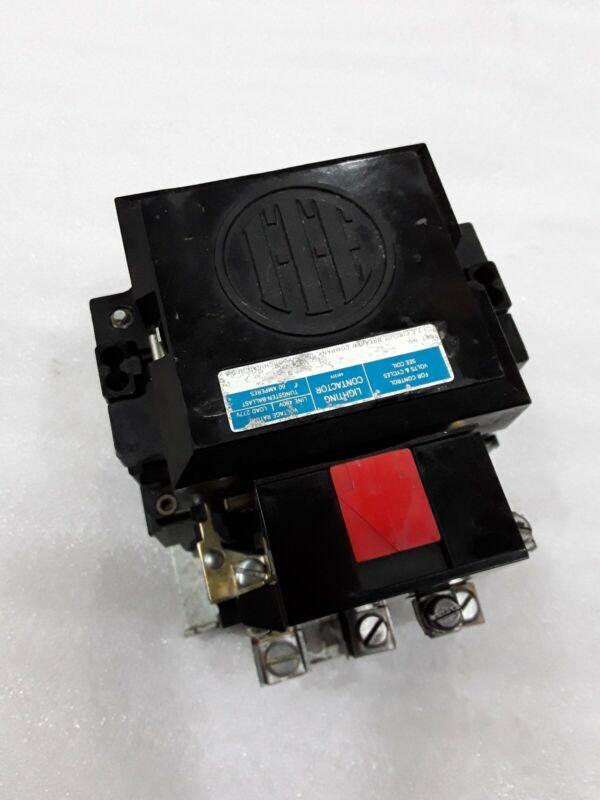A133E SIEMENS / ITE 3POLE 60AMP 240V LIGHTING CONTACTOR