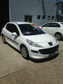2009 Peugeot 207 automatic Hatchback(TIGHE AUTOS WANGARA) Wangara Wanneroo Area Preview