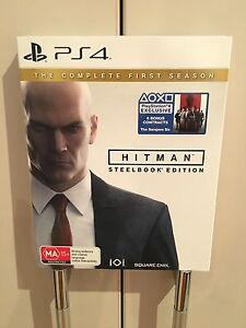 Hitman PS4 Athelstone Campbelltown Area Preview