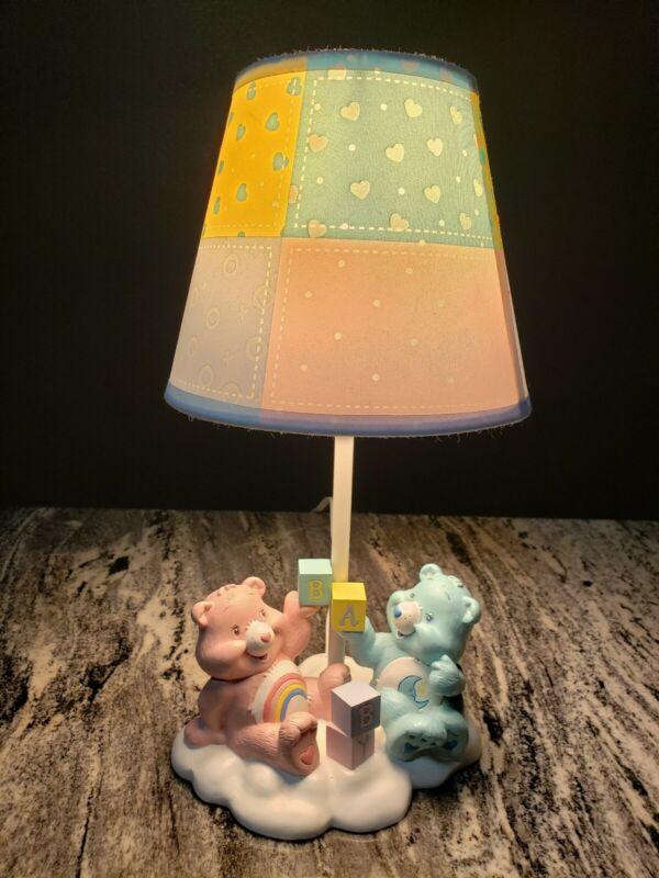 VTG Care Bare Nursery Baby Lamp and Shade Nursery Decor