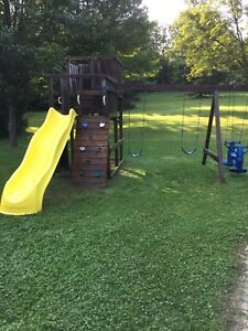 Outdoor Play Set Good Condition
