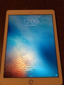 iPad Air 2, 64GB GOLD!