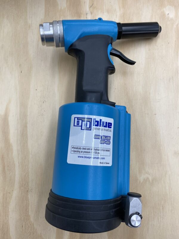 Blue Pneumatic BP-50 Heavy Duty Air/hydraulic Riveter