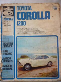 Subaru 1600 1800 workshop manual other parts accessories sp manual do it yourself workshop manual no 122 corolla 1200 solutioingenieria Images
