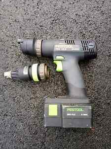 Festool Drill 15.6v Whiteside Pine Rivers Area Preview