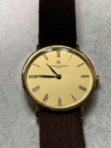 Vacheron Constantin Patrimony 18K Gold 31039/1 Priceless! - watch picture 1