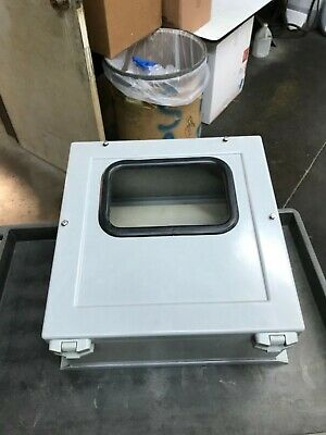 Hoffman Electrical Enclosure Large Size With Viewing Window