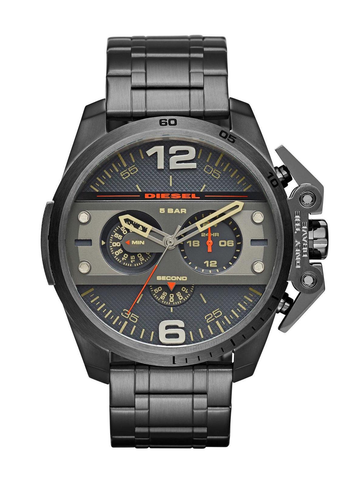 2fd1595936e3 Diesel Ironside DZ4363 Wrist Watch for Men for sale online