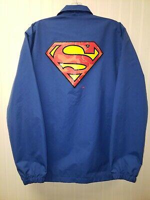 A Bathing Ape DC Comics Superman Calab Jacket L