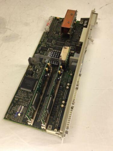 Siemens PC MotherBoard, 6SN1118-0DJ23-0AA0, Ver. D, Used, WARRANTY