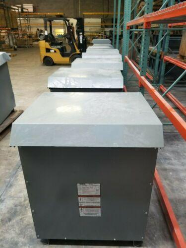 New Siemens 150 KVA 3 P Transformer 480D 208Y/120 Model 3F3Y150D16 / Best Price
