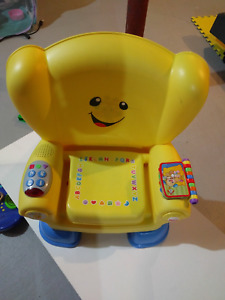 Fisher Price chair toy
