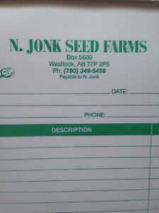 Seed Oats For Sale