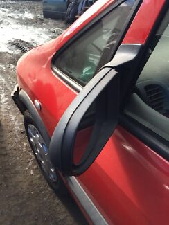 2001 HOLDEN ZAFIRA WAGON LEFT HAND SIDE DOOR MIRROR