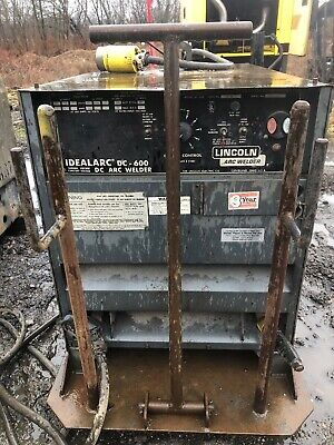 Lincoln Arc Welder Dc600