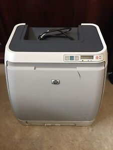 Imprimante HP Color LaserJet 2600n printer