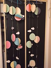 Baby shower paper balloon decorations Campbelltown Campbelltown Area Preview