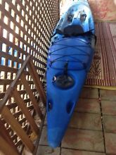 4.1 M Viking Predator fishing kayak Nightcliff Darwin City Preview