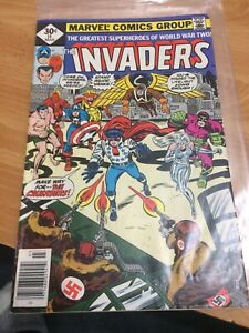 Invaders # 14 First Appearance Crusaders