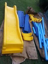 Slippery Dip x 1 Swing Seats x 2 Banana Swing x 1 Greenwith Tea Tree Gully Area Preview