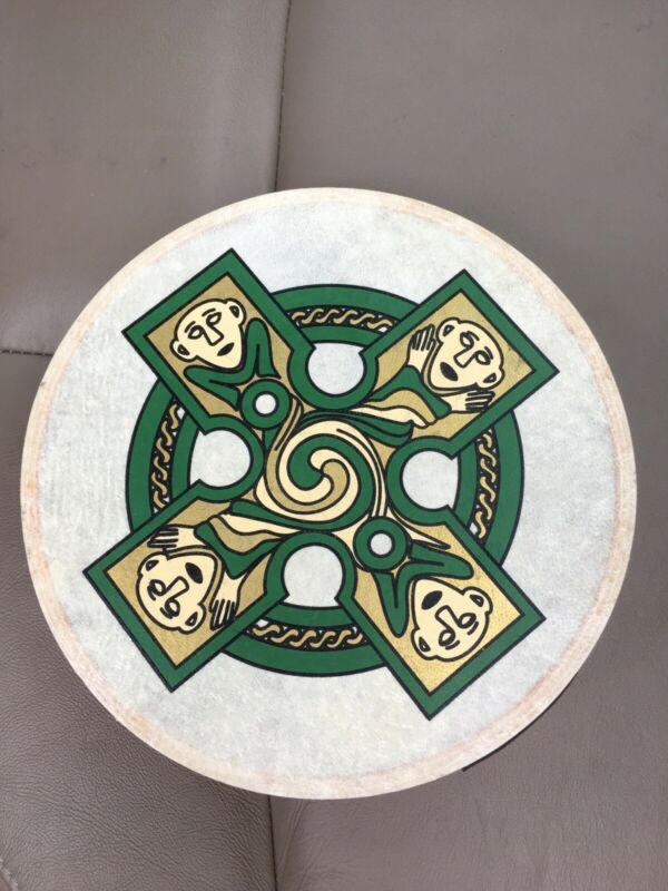 Irish Drum Bodhran Instrument