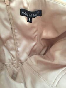 fe282d3af81b9 Natasha Millani nude floor length size 8 dress | Dresses & Skirts ...