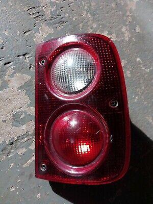 LANDROVER FREELANDER 97-03 REAR TAIL LIGHT LAMP DRIVERS OSR + BULB HOLDER +LOOM
