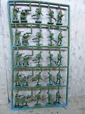 25 Pc 1/72 Esci / Airfix Compatible Painted French Foreign Legion Lot #1890K