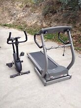 $200 treadmill $30 exercise bike Elanora Gold Coast South Preview