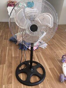 3 Speed Pedestal Fan.