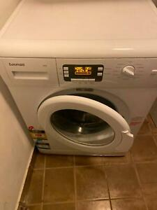 Euromaid WM5 washing machine and Seiki 221L Fridge