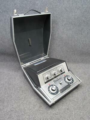 Beltone 9-d Portable Audiometer Hearing Tester W Case No Headphones