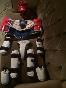 Sparring Gear - $125.00 - Excellent Condition - Used only twice