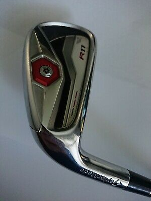 Used, LH TAYLORMADE R11 #6 IRON REGULAR FLEX GRAPHITE VGC  for sale  Shipping to Ireland