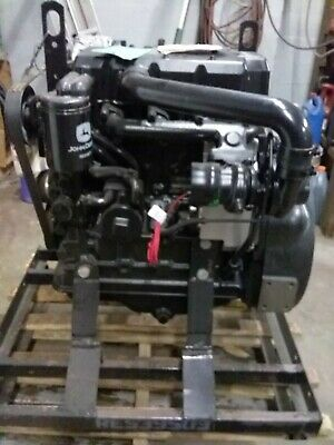 John Deere 4024tf Engine