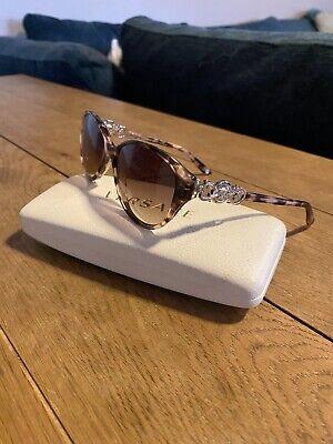Women's Versace Light Tortoise Silver MOD 4245 Sunglasses 52-15-135