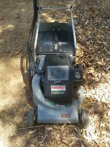 Victa self driven mower