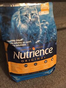 Nourriture Nutrience pour chat 5.5 LBS