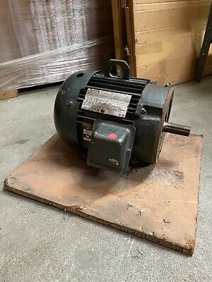 Lincoln Electric 3hp Three-phase Electric Motor