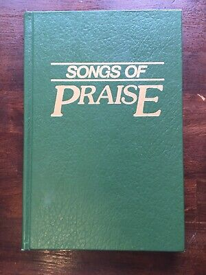 Songs Of Praise - Alton Howard 1986 Christian Song Book