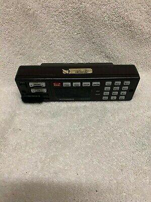 Motorola Astro Spectra W7 Vhf P25 Keypad Facing Only