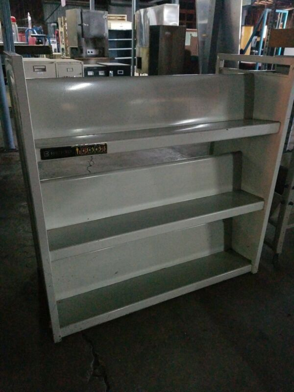 Bretford Double Sided Library Book Rack - In Great Condition!