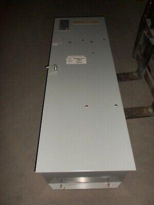 Cutler 800 Amp Automatic Transfer Switch Ats 208v 120v 3p 4w Nema 1