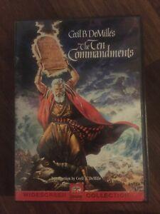 The Ten Commandments (Les dix commandements)