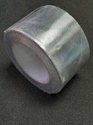 2 78 Aluminum Foil Heat Shield Tape Hvac Duct Heating Ac Sealing Adhesive